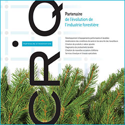 CRIQ - Wood products brochure (only available in French)